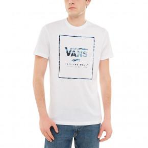 Přejít na produkt Tričko Vans Print Box white wave fill 2018 e2be9888fe7