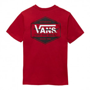 Go to the product T-shirt Vans TBD Boys cardinal 2018