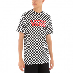 Go to the product T-shirt Vans Vans Classic black/white checkerboard 2019