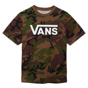 Go to the product T-shirt Vans Vans Classic Boys camo/white 2018