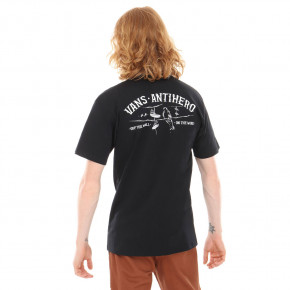 Go to the product T-shirt Vans Vans X Antihero On The Wire Ss black 2019