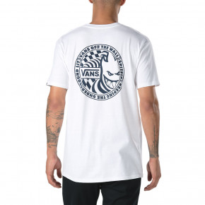 Go to the product T-shirt Vans Vans X Spitfire white 2018