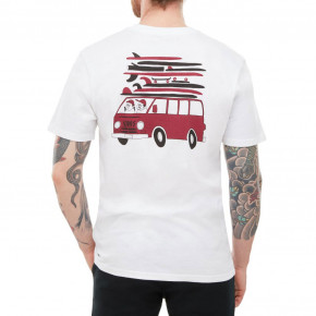 Go to the product T-shirt Vans Yusuke Van white 2019