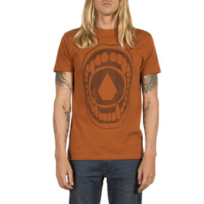 Go to the product T-shirt Volcom Chew copper 2017