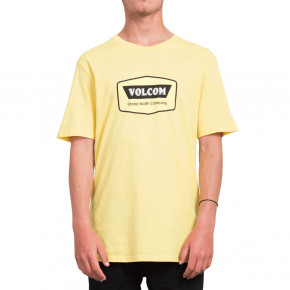 Go to the product T-shirt Volcom Cresticle Bsc Ss yellow 2019