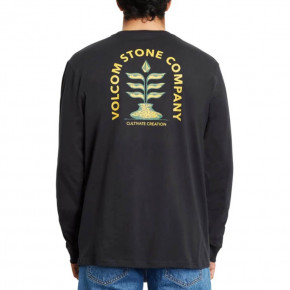 Go to the product T-shirt Volcom Culturevate L/s black 2020