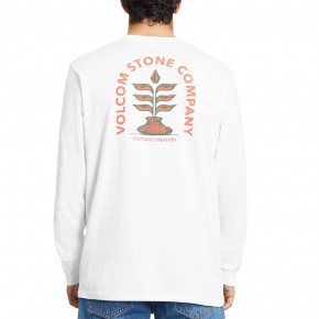 Go to the product T-shirt Volcom Culturevate L/s white 2020