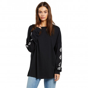 Go to the product T-shirt Volcom Deadly Stones L/s black 2020