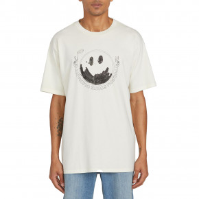 Go to the product T-shirt Volcom Fake Smile white 2020