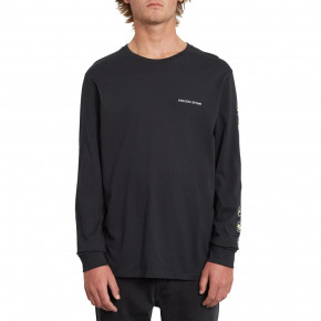 Go to the product T-shirt Volcom Fence L/s black 2020