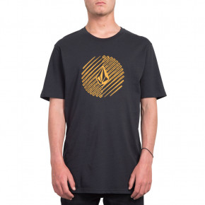Go to the product T-shirt Volcom Halfer Bsc Ss black 2019