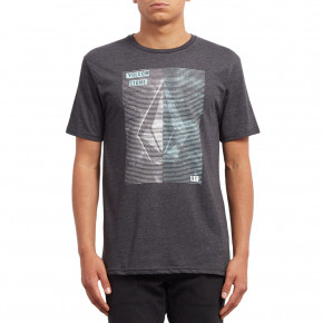Go to the product T-shirt Volcom Line Tone heather black 2018