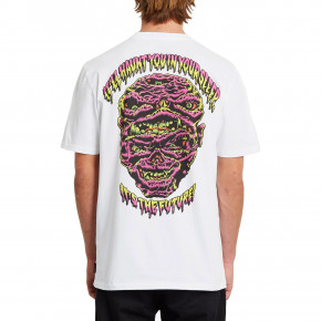 Go to the product T-shirt Volcom Michael Walrave white 2020