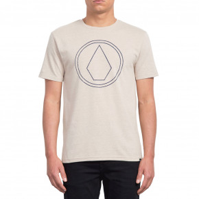 Go to the product T-shirt Volcom Pin Stone Hth Ss oatmeal 2019