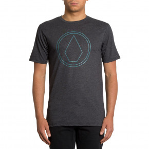 Go to the product T-shirt Volcom Pinstone heather black 2019