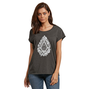 Go to the product T-shirt Volcom Radical Daze charcoal 2018