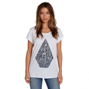 Go to the product T-shirt Volcom Radical Daze white 2019