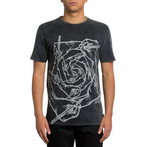 Go to the product T-shirt Volcom Schoph washed black 2019