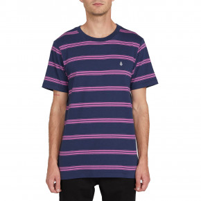 Go to the product T-shirt Volcom Smithers Polo blue/black 2020