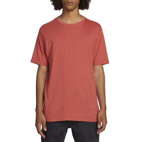 Go to the product T-shirt Volcom Solid Ss mineral red 2019