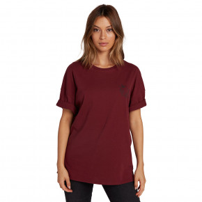 Go to the product T-shirt Volcom Stone Splif zinfandel 2019