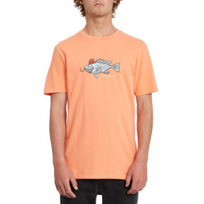 Go to the product T-shirt Volcom Trout There salmon 2020