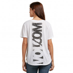 Go to the product T-shirt Volcom Volneck white 2018