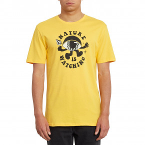 Go to the product T-shirt Volcom Watcher citrus gold 2020