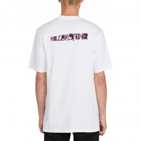 Go to the product T-shirt Volcom Wiggly white 2020