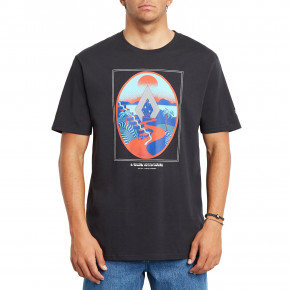 Go to the product T-shirt Volcom Zuverza black 2020