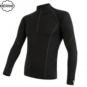 Go to the product Top Sensor Merino Active Zip černá 2020/2021