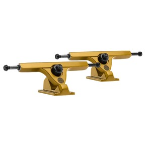 Go to the product Longboard truck Caliber Caliber II satin gold