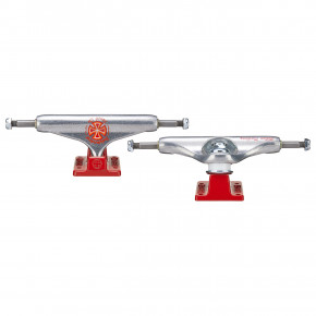 Go to the product Trucks Independent Stage 11 Pro Milton Martinez silver/red