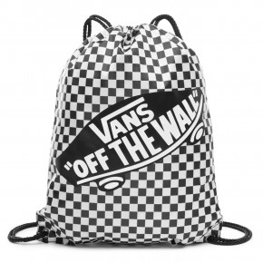 Go to the product Cinch bag Vans Benched Bag black/white checkerboard 2020