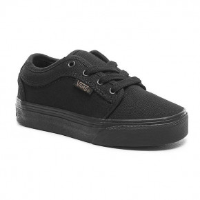 Go to the product Sneakers Vans Chukka Low Youth blackout 2018