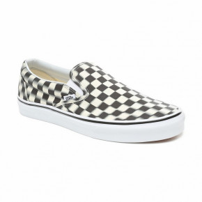 Go to the product Sneakers Vans Classic Slip-On blur check black/classic white 2019