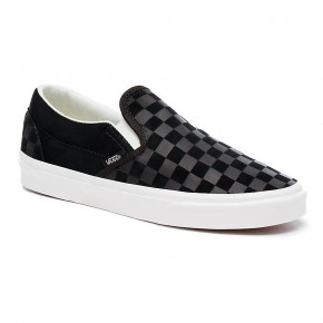 Go to the product Sneakers Vans Classic Slip-On checker emboss black/marshmallow 2018