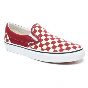 Przejść do produktu Vans Classic Slip-On checkerboard rumba red 2019