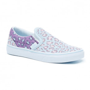 Prejsť na produkt Tenisky Vans Classic Slip-On Kids 2-Tone baby blue/diffused orchid 2018
