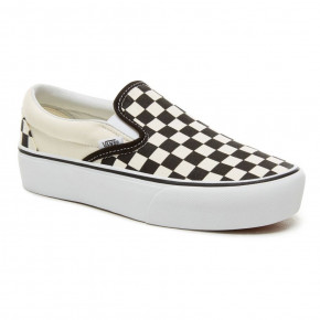 Přejít na produkt Slip-on Vans Classic Slip-On Platform black & white checkerboard/white 2019