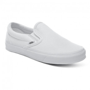 Go to the product Sneakers Vans Classic Slip-On true white 2019