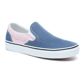 Go to the product Sneakers Vans Classic Slip-On vintage indigo/chalk pink 2018