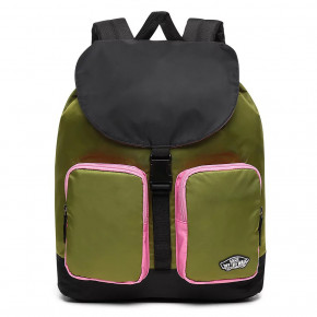 Go to the product Backpack Vans Geomancer II calla green/black 2020