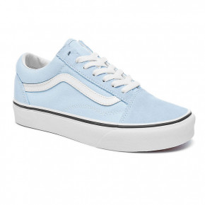 Go to the product Sneakers Vans Old Skool baby blue/true white 2018