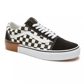 Go to the product Sneakers Vans Old Skool gum block checkerboard 2018
