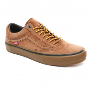 Go to the product Sneakers Vans Old Skool Pro anti hero cardiel/camel 2019