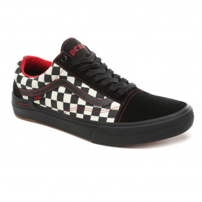 Go to the product Sneakers Vans Old Skool Pro Bmx kevin peraza black/checkerboard 2019