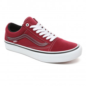 Go to the product Sneakers Vans Old Skool Pro rumba red/true white 2019