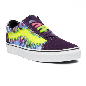 Go to the product Sneakers Vans Old Skool tie dye mysterioso/true white 2019
