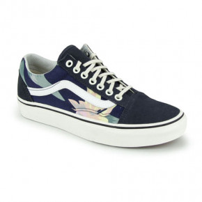 Go to the product Sneakers Vans Old Skool vintage floral navy/marshmallow 2017
